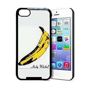 Houseofcases Andy Wharol Banana iPhone 5c Case - Fits iPhone 5c