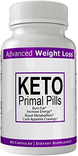 Keto Primal Pills Advanced Weight Loss Supplement - Keto Primal Pills Weight Loss Capsules - Advanced Weight Loss 800 mg Formula Pills - BHB Salts Tablets Original by nutra4health (Advanced Dynamic Kicks)