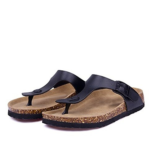 On Thong Cork Shoes Sandal Slide Flat Flop YaMiFan Thong Women's Flip Sandal Slip 16 Platform Cqw1CaZX