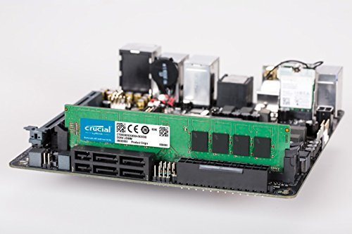 Crucial 16GB Kit (8GBx2) DDR4 2133 MT/s (PC4-17000) DR x8 Unbuffered DIMM 288-Pin Memory - CT2K8G4DFD8213 by Crucial (Image #2)