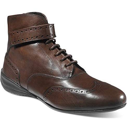 piloti 00118BROWN11.5 Shoes - Piloti Shoes Racing