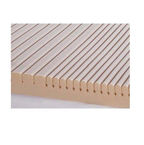 Beautyrest GeoMatt Therapeutic Foam Mattress Pad, King Size (B831OS)
