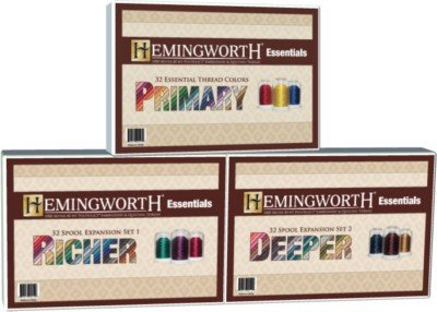 Hemingworth Essentials Complete Collection by Hemingworth