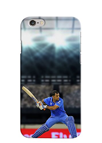 photograph about Printable Game Covers identified as apple iphone 6s back again situation deal with, Dhoni Published for Cricket: Amazon