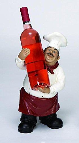 Chef Wine Holder - 3