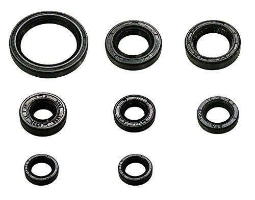 Outlaw Racing OR3531 Engine Oil Seal Kit Yamaha WR450F 2003-2014 YZ450F 2003-2013