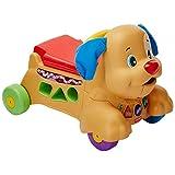 Fisher Price Fisher Price Ríe y Aprende Perrito Camina Conmigo Baby Toy