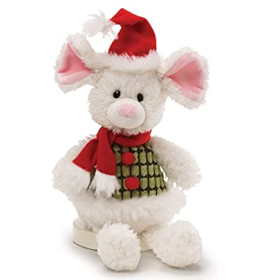 "GUND Fun Christmas Mr. Jingles Small 11"" Plush: Toys & Games"