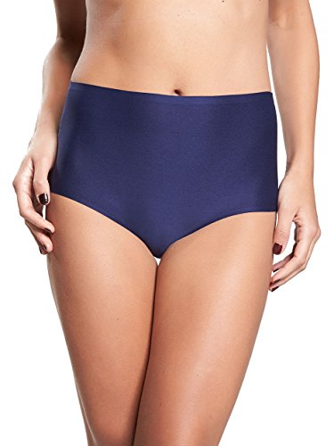 Chantelle Soft Stretch Full Brief, One Size, Sapphire