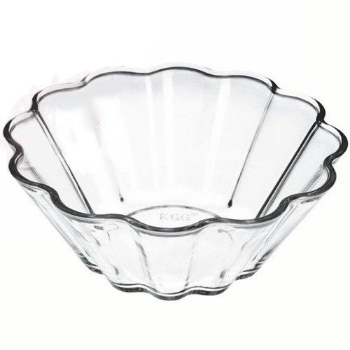 Ibili Kristall Glass Brioche Mould Dish Ovenware by Ibili