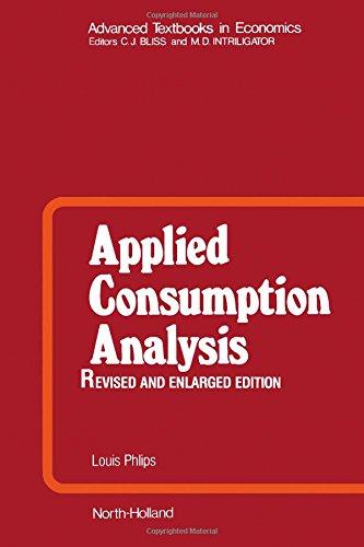 advanced microeconomic analysis - 7