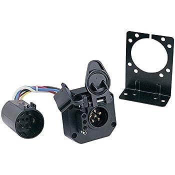 general motors trailer wiring amazon.com: general motors gm accessories 12496599 7-pin ... general motors engine diagram