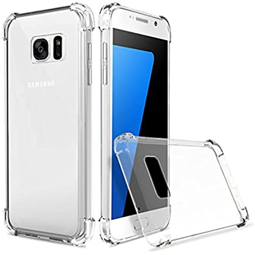 Samsung Galaxy S7 edge Case, SIMOI [0.35mm]Clear Silicone TPU Transparent Cover For Galaxy S7 edge 5.5 inch Sales