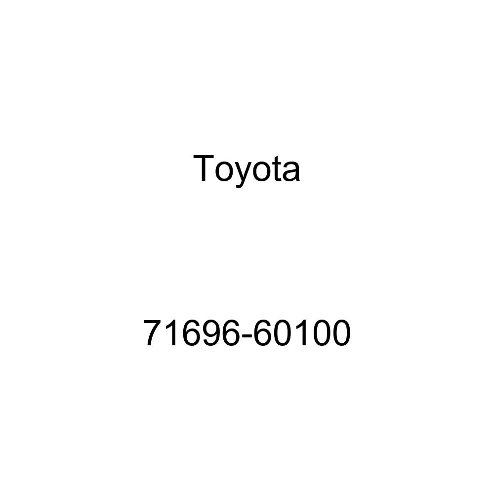 TOYOTA Genuine 71696-60100 Seat Back Protector
