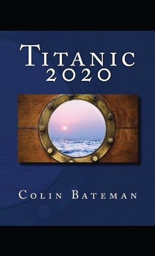 book cover of Titanic 2020