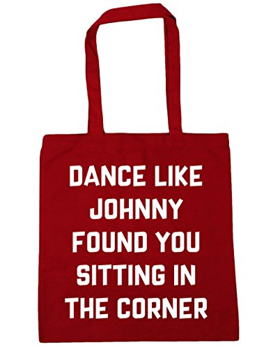 litres the 42cm Sitting Dance Gym HippoWarehouse Beach Bag Johnny x38cm Corner Red Classic Tote Like You 10 in Found Shopping w4wnTX0