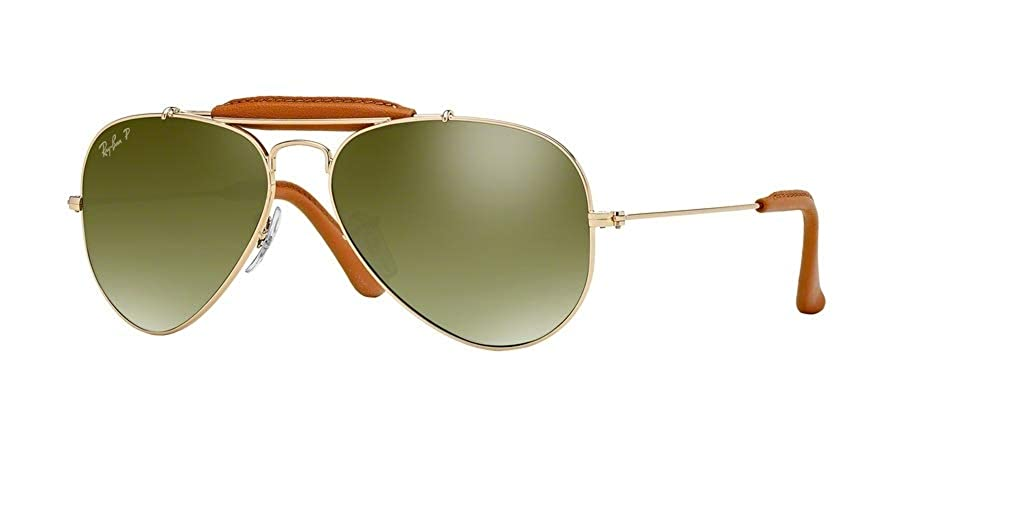 Ray-Ban RB3422Q AVIATOR CRAFT Sunglasses For Men For Women