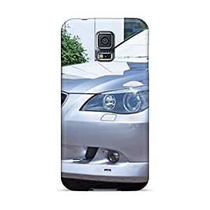 Cute Tpu RitaniaJenkava Silver Ac Schnitzer Bmw Acs5 Touring Front Section Cases Covers For Galaxy S5