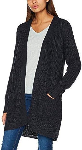Vila Viview L/S Knit Cardigan TB Chaqueta Punto para Mujer