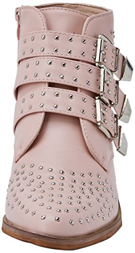 Julieta COOLWAY Women's Nud Ankle Boots Pink Pc7PHwZq10