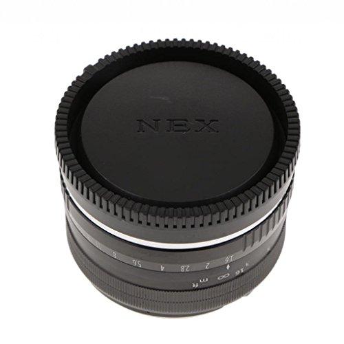 Homyl 32mm f/1.6 Large Aperture Manual Focus Lens APS-C for Sony E Mount Mirrorless Camera NEX 3 5 6 by Homyl (Image #4)