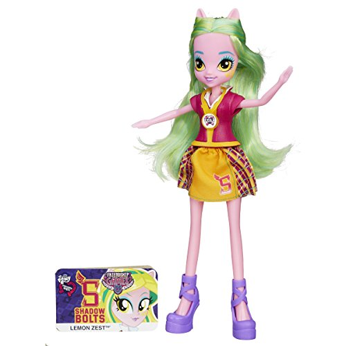 My Little Pony Equestria Girls Lemon Zest Friendship Games Doll (My Little Pony Dj Pon 3 Doll)