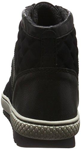 Gabor Shoes Gabor Jollys - Zapatillas de deporte altas para mujer Negro (schwarz Mel.)