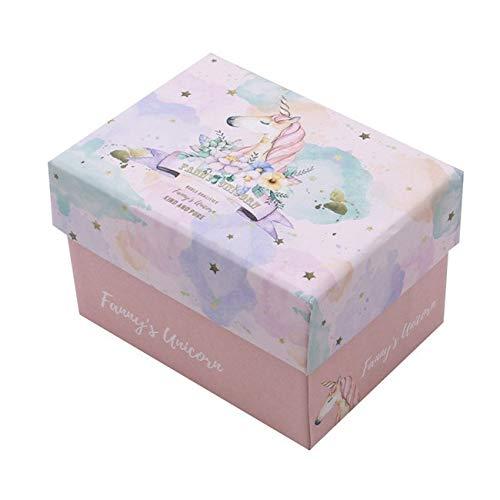 - Bags & Wrapping Supplies - Unicorn Hand Painted Christmas Party Decor Fresh Gift Box Bag Candy Food Bags Wedding Packag - Favor Pan Birthday Box Unicorn Unicorn Voldemort Money & Supplies Bag L