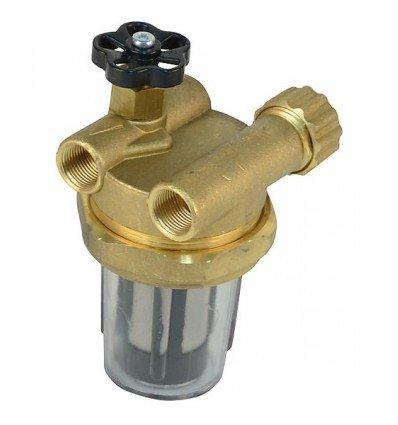 Générique - Filtre fioul - Filtre à robinet d'arrêt série à recyclage