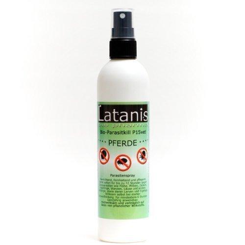 Latanis - Bio-Parasitkill P15vet - Sprühlösung für Pferde - 190 ml