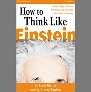 How to Think Like Einstein Hörbuch