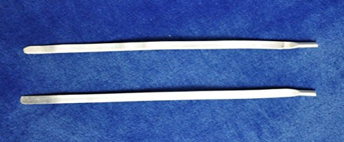 Pure Silver Wire - 9999 Pure Silver Flat Wire Band 10 Gauge - 2-6