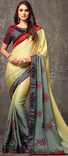 culutral sari 100 abito collezione Designer saree gonna bollywood manuale originale 828 saree tradizionale donne lavoro ricamo lavoro jari crape indiano nqn0Utzaw