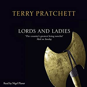 Lords and Ladies Audiobook