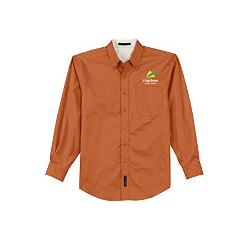 LS Shirt - 24 Quantity - $27.25 Each - BRANDED with YOURLOGO/CUSTOMIZED by Sunrise Identity (Image #1)