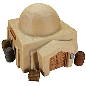 Desert House One – Sci-Fi Legion Gaming Terrain
