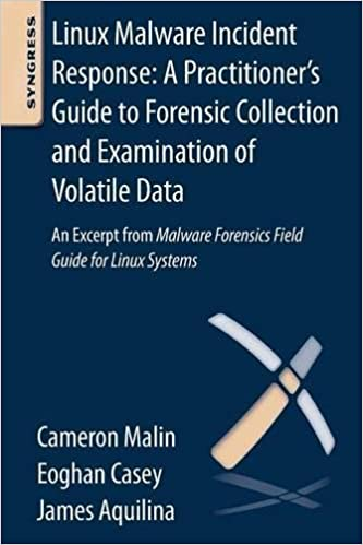linux malware incident response: a practitioner's guide to forensic ...
