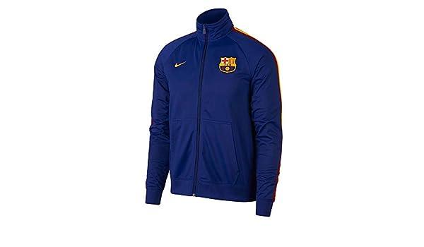 Nike Mens Fcb M Nsw Jkt Pk Cre Njt Jacket