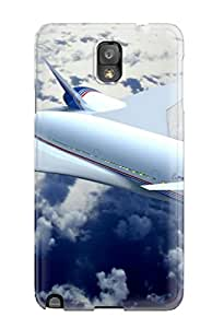 Galaxy Note 3 Cover Case - Eco-friendly Packaging(boeing Concept Plane)