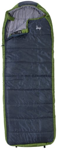 Slumberjack Esplanade 20 Degree Synthetic Sleeping Bag, Outdoor Stuffs