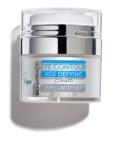 Eye Contour Botanical Moisturizer for dark circles, puffiness, hooding of the eyelids 15ml Bio-Extracts ()