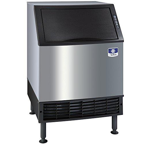 Manitowoc UYF0190A-161B UYF0190A NEO U-190 Undercounter Ice Cube Machine, 115V, Half Dice Cube Air Cooled