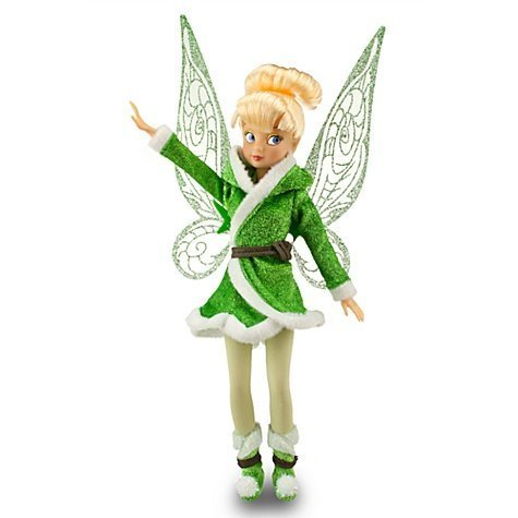 Disney Fairies ''Secret of the Wings'' Tinkerbell Doll -- 10