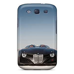 Tpu Shockproof/dirt-proof Bmw 328 Cover Case For Galaxy(s3)