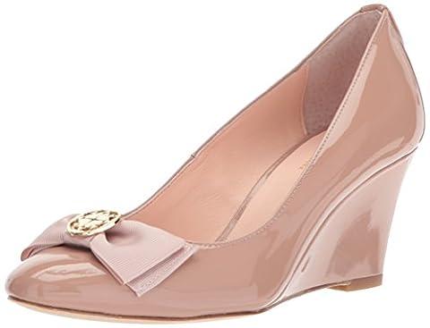 kate spade new york Women's Wescott Pump, Fawn Patent, 5 M US - Fawn Footwear