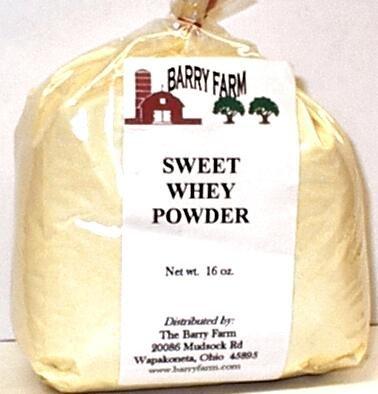 Sweet Dairy Whey Powder, 1 (Sweet Dairy Whey)
