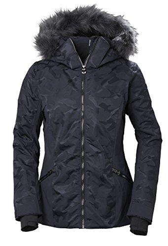 Helly Hansen Women's Skistar Waterproof Insulated Ski Jacket, Graphite Blue, X-Small