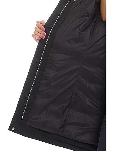 Giaccone Scarlett Woolrich Nero Black lm10 Wwcps2685 Donna RqwwdZzg