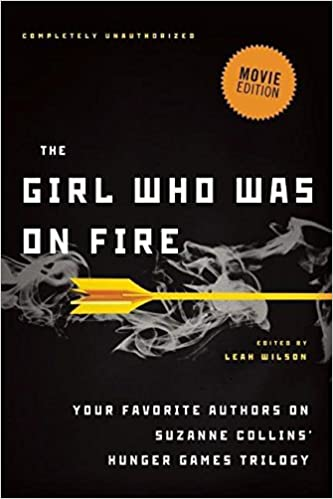 The Girl Who Was On Fire Your Favorite Authors On Suzanne Collins