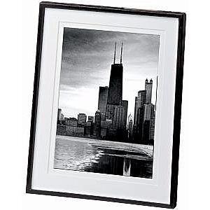 Amazon.com: MANHATTAN matted black metal frame by Prinz - 8x10: Camera ...